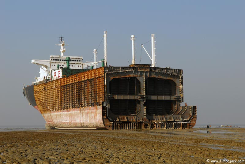Jimbojack - Bangladesh - Chittagong Ship-Breaking Yards