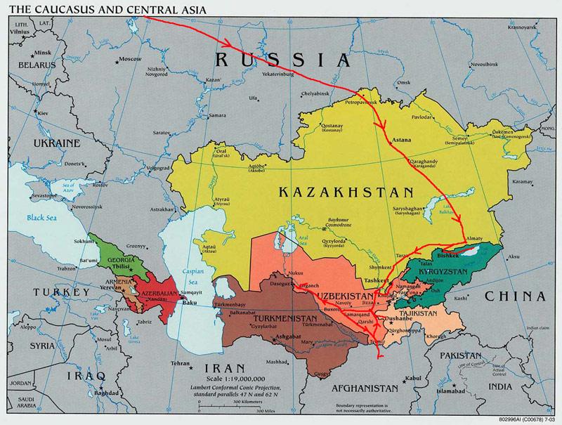 Jimbojack Europe Central Asia