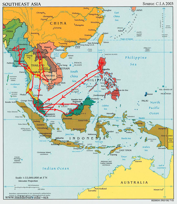 south east asia map outline. south east asia map outline.